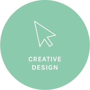 creative design with Balmer Agency