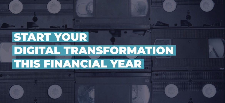 Start digital transformation